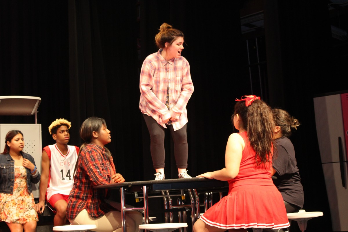Travis theatre students perform High School Musical